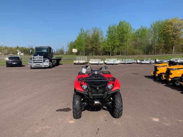 2019 Yamaha Kodiak 700 in Greenland, Michigan - Photo 3