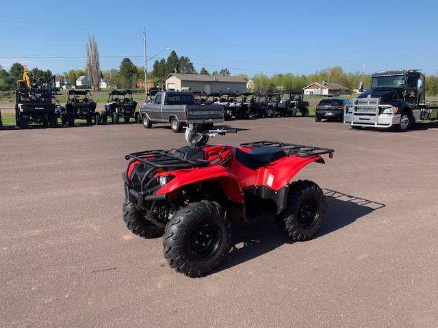 2019 Yamaha Kodiak 700 in Greenland, Michigan - Photo 4