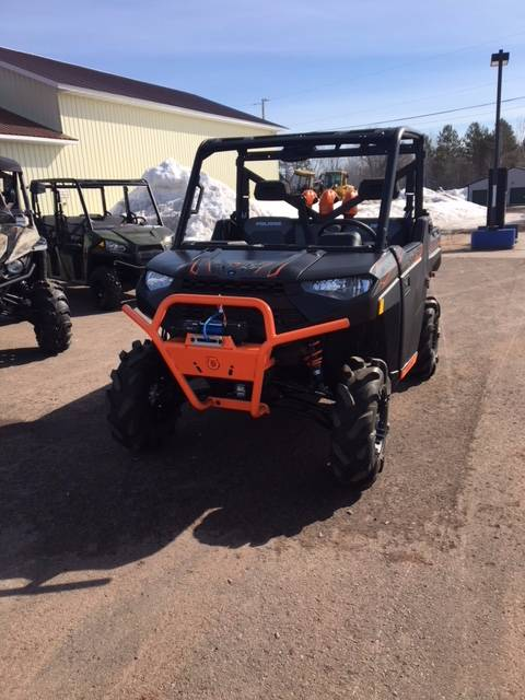 2019 Polaris Ranger XP 1000 EPS High Lifter Edition in Greenland, Michigan - Photo 2