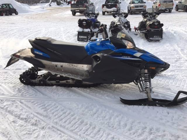 2012 Yamaha Apex® XTX in Greenland, Michigan