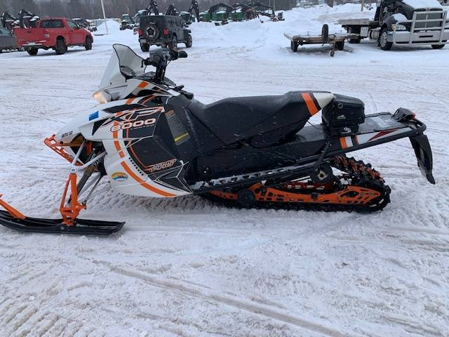 "2015 Arctic Cat XF 8000 137"" Sno Pro Limited ES in Greenland, Michigan - Photo 5"