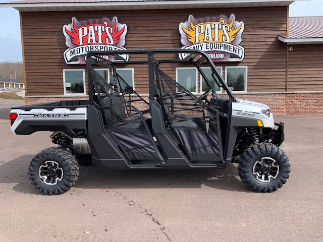2019 Polaris Ranger Crew XP 1000 EPS Premium in Greenland, Michigan - Photo 1