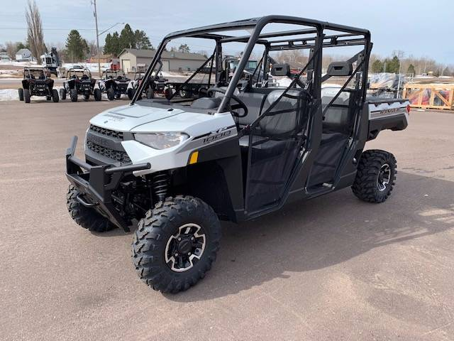 2019 Polaris Ranger Crew XP 1000 EPS Premium in Greenland, Michigan - Photo 4