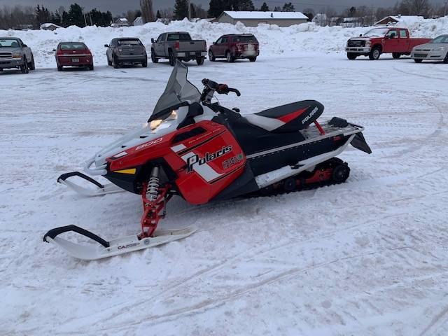 2015 Polaris 800 Indy® SP - 60th Anniversary F&O SC in Greenland, Michigan - Photo 5