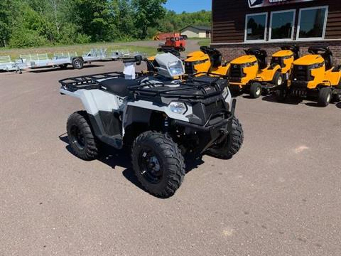 2019 Polaris Sportsman 450 H.O. Utility Edition in Greenland, Michigan - Photo 2
