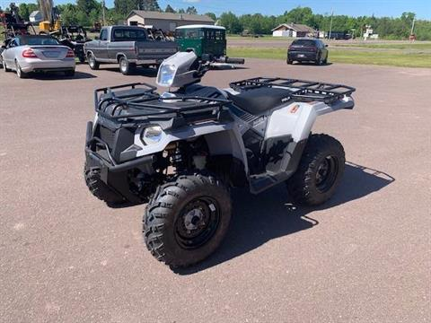 2019 Polaris Sportsman 450 H.O. Utility Edition in Greenland, Michigan - Photo 4