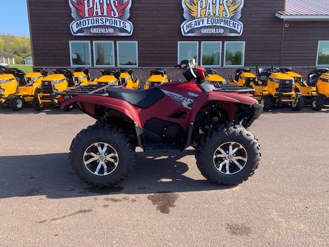 2019 Yamaha Grizzly EPS in Greenland, Michigan - Photo 1
