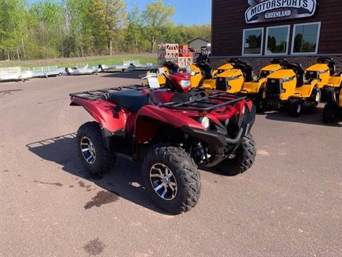 2019 Yamaha Grizzly EPS in Greenland, Michigan - Photo 2