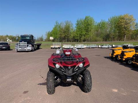 2019 Yamaha Grizzly EPS in Greenland, Michigan - Photo 3