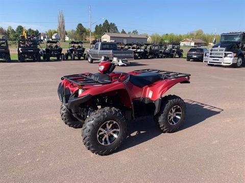 2019 Yamaha Grizzly EPS in Greenland, Michigan - Photo 4