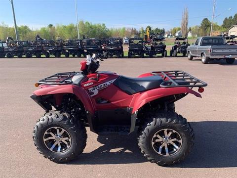 2019 Yamaha Grizzly EPS in Greenland, Michigan - Photo 5