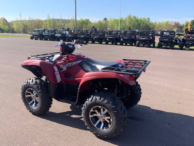 2019 Yamaha Grizzly EPS in Greenland, Michigan - Photo 6
