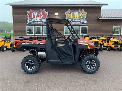 2020 Polaris Ranger XP 1000 Premium Ride Command in Greenland, Michigan - Photo 1