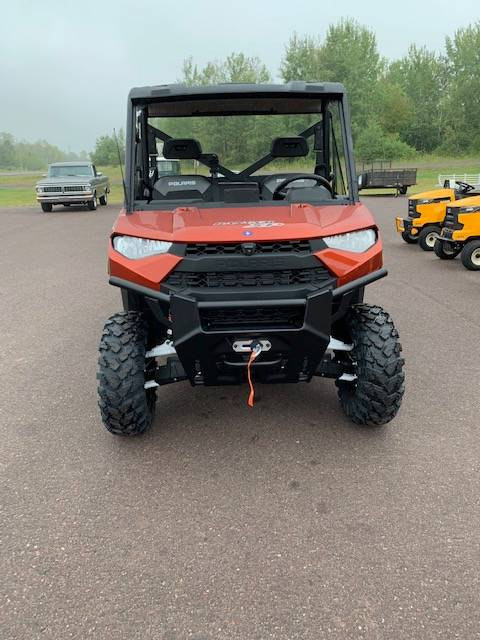 2020 Polaris Ranger XP 1000 Premium Ride Command in Greenland, Michigan - Photo 3