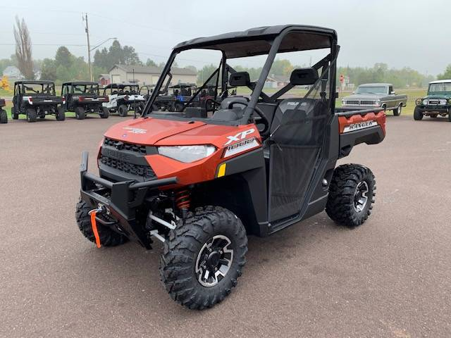 2020 Polaris Ranger XP 1000 Premium Ride Command in Greenland, Michigan - Photo 4