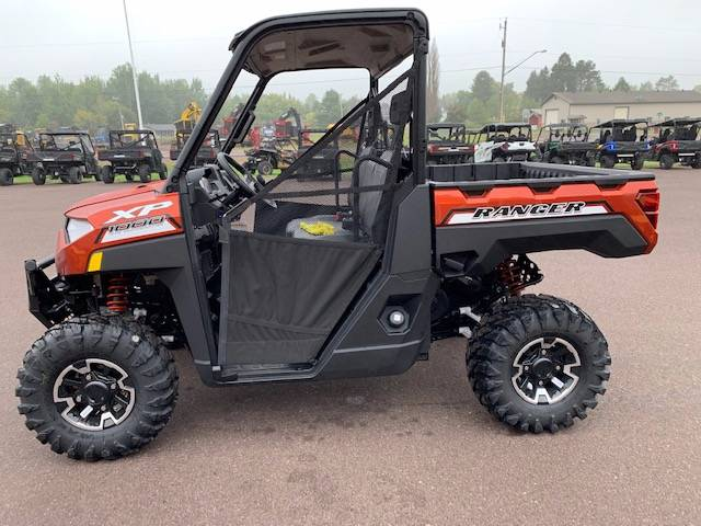 2020 Polaris Ranger XP 1000 Premium Ride Command in Greenland, Michigan - Photo 5