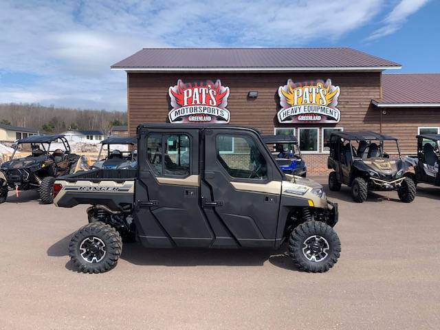 2020 Polaris RANGER CREW XP 1000 NorthStar Edition + Ride Command Package in Greenland, Michigan - Photo 1