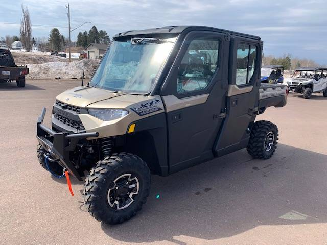 2020 Polaris RANGER CREW XP 1000 NorthStar Edition + Ride Command Package in Greenland, Michigan - Photo 5