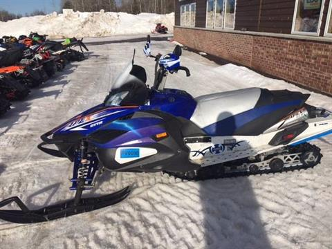 2009 Yamaha Apex GT in Greenland, Michigan