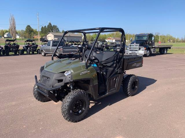 2019 Polaris Ranger 570 Full-Size in Greenland, Michigan - Photo 4