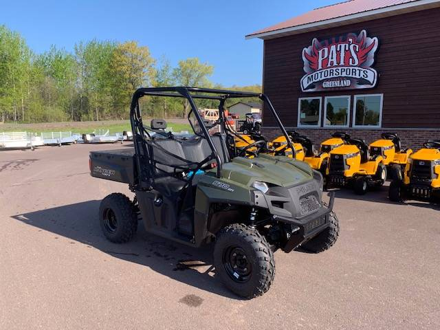 2019 Polaris Ranger 570 Full-Size in Greenland, Michigan - Photo 2