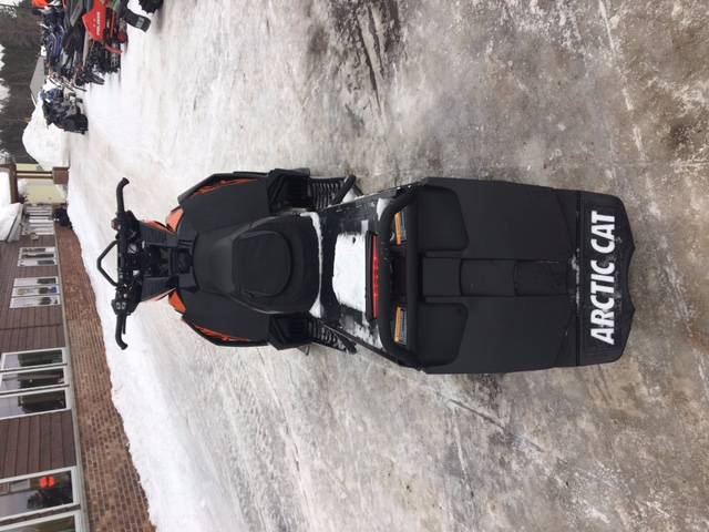"2016 Arctic Cat M 8000 162"" Limited ES in Greenland, Michigan - Photo 4"