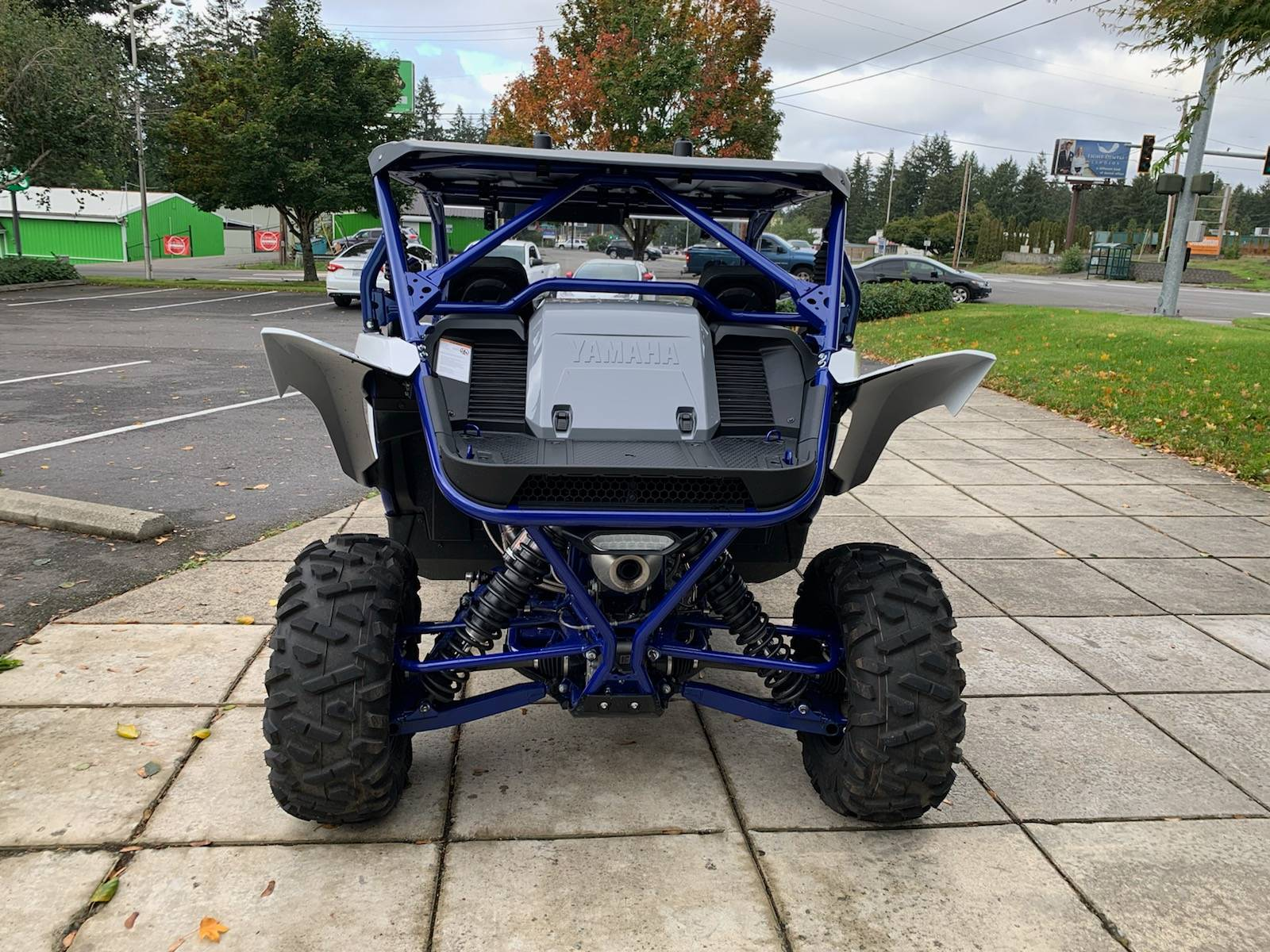 2019 Yamaha YXZ1000R SS SE in Olympia, Washington - Photo 4
