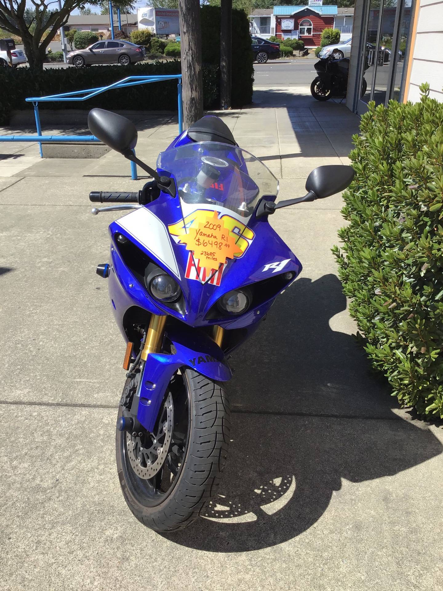 2009 Yamaha YZFR1 in Olympia, Washington - Photo 3