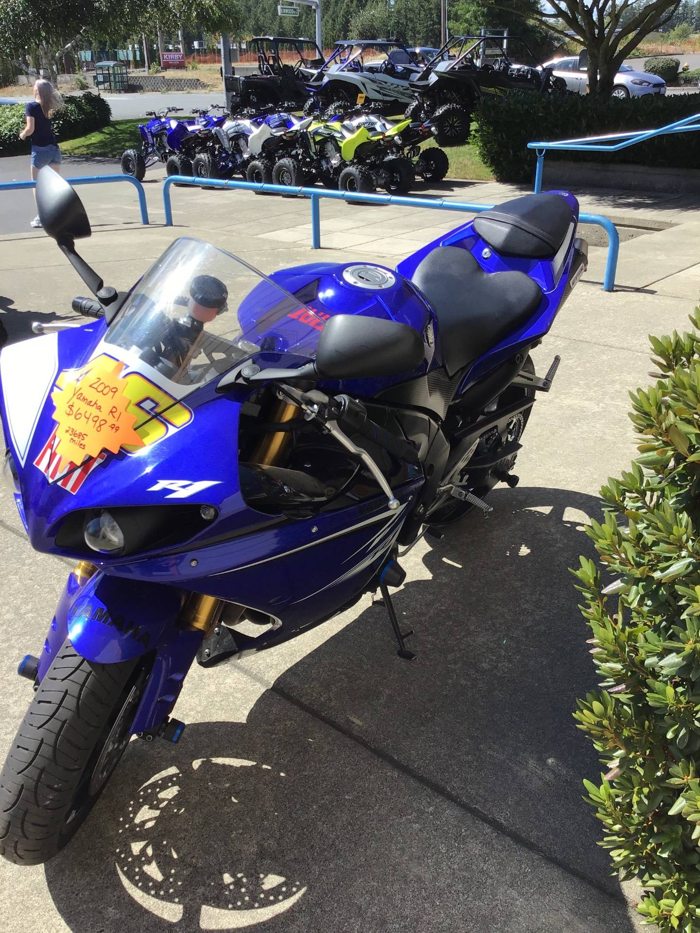 2009 Yamaha YZFR1 in Olympia, Washington - Photo 4