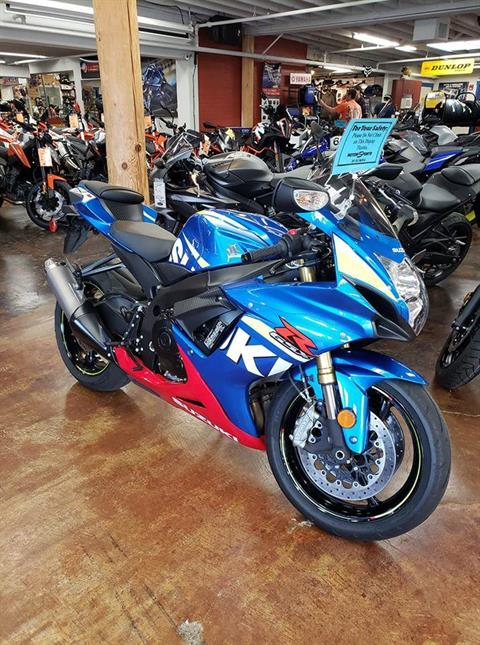 2016 Suzuki GSX-R750 in Olympia, Washington