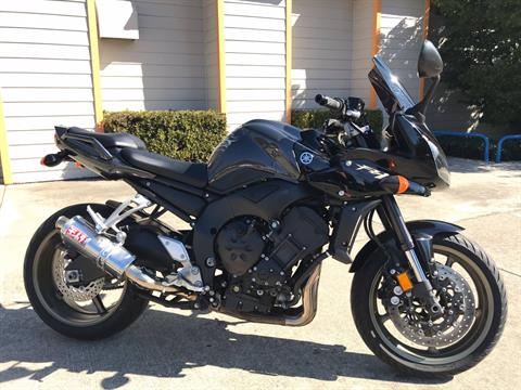 2009 Yamaha FZ1 in Olympia, Washington