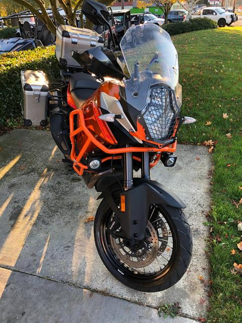 2015 KTM 1190 Adventure in Olympia, Washington