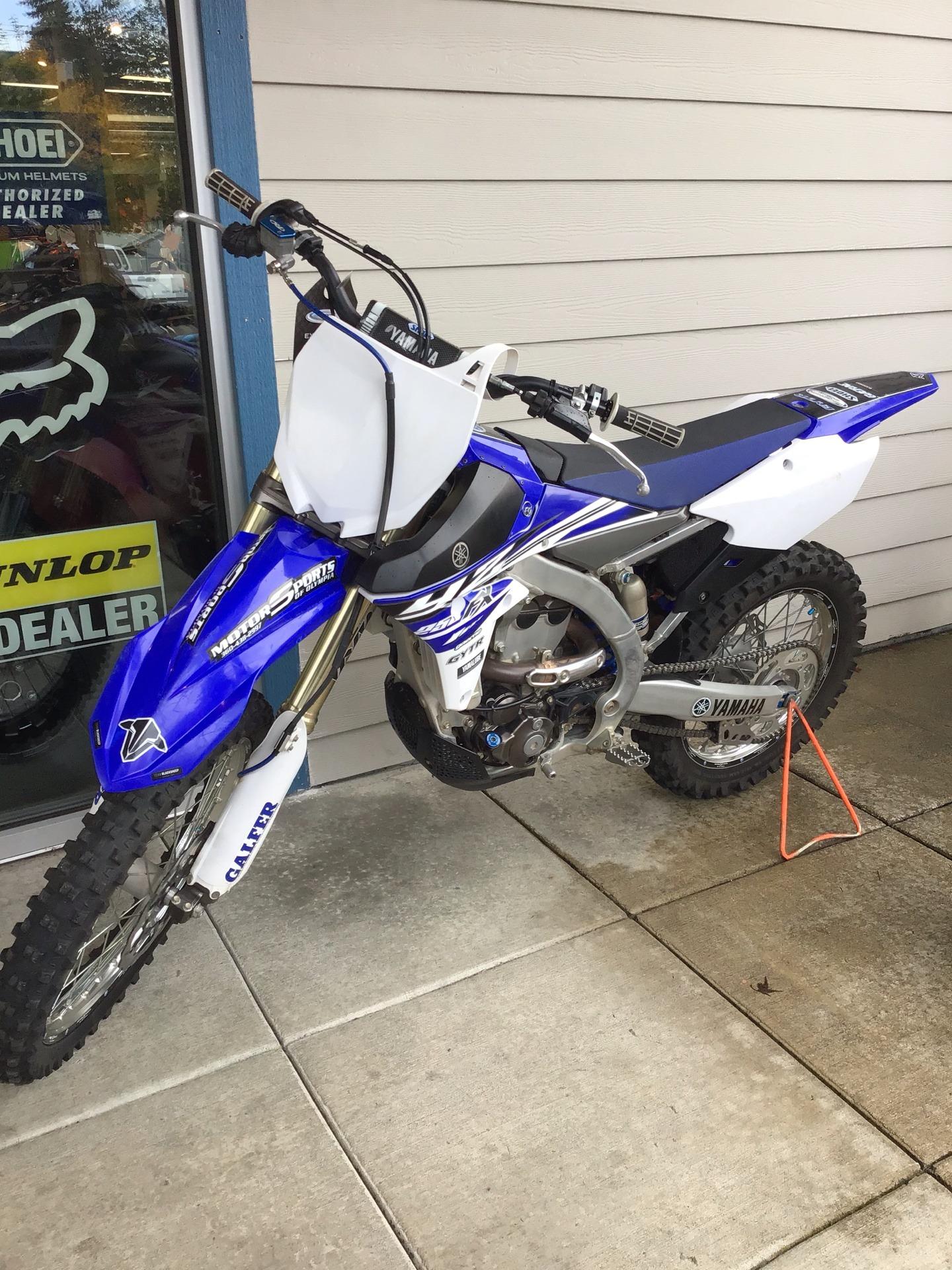 2015 Yamaha YZ250FX for sale 209518