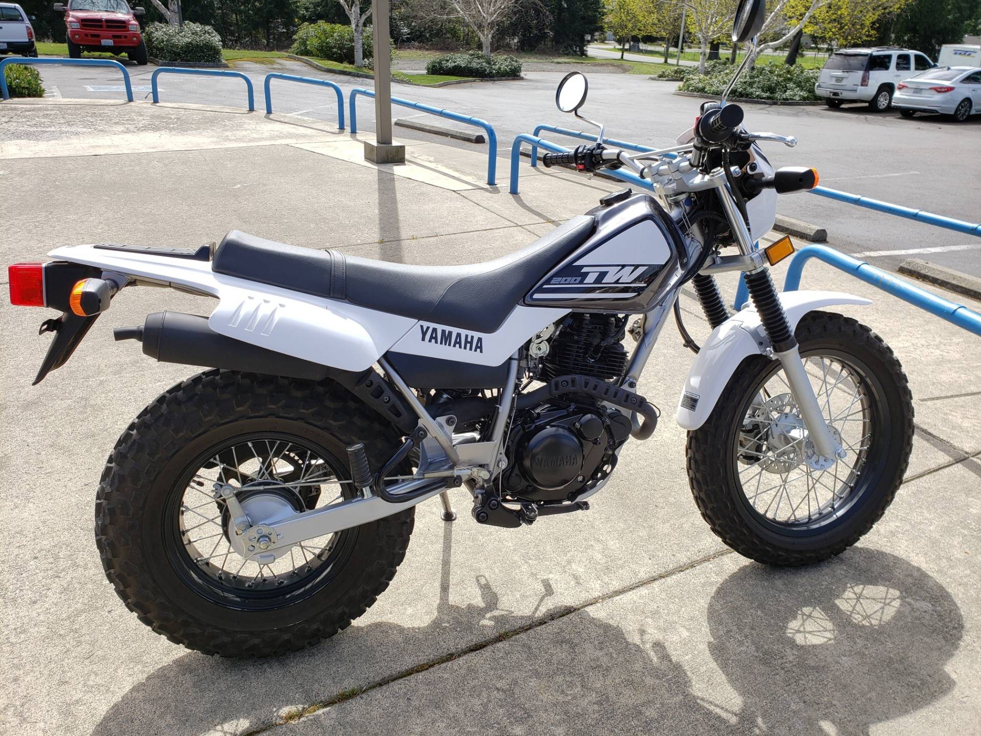 2015 Yamaha TW 200 in Olympia, Washington