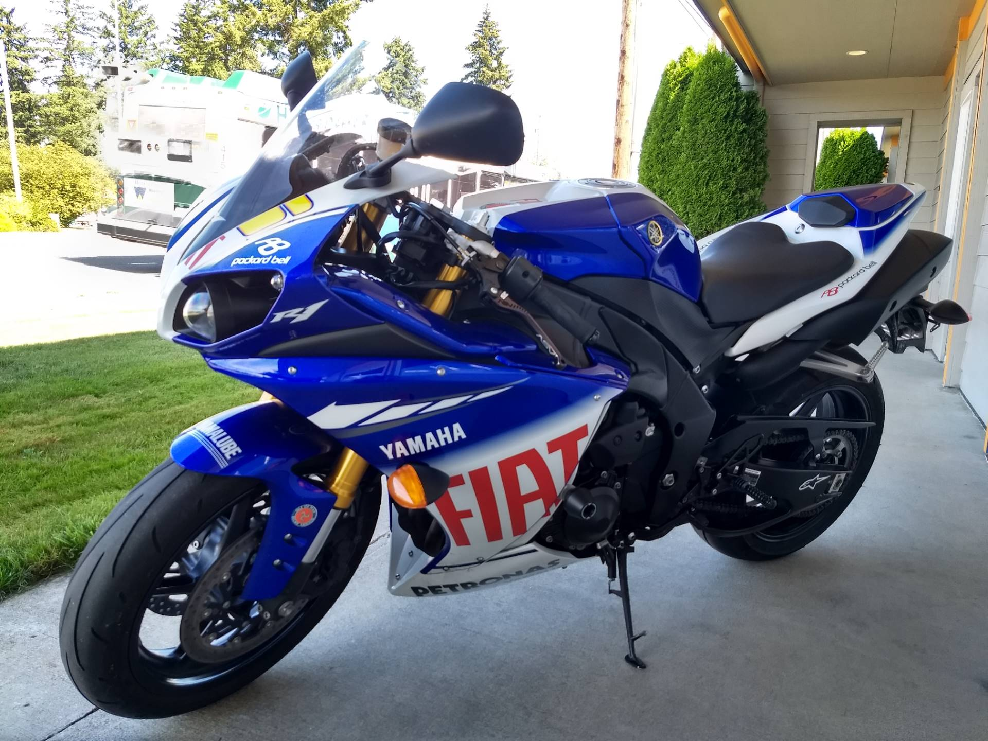 2010 Yamaha YZF-R1 LE for sale 233005