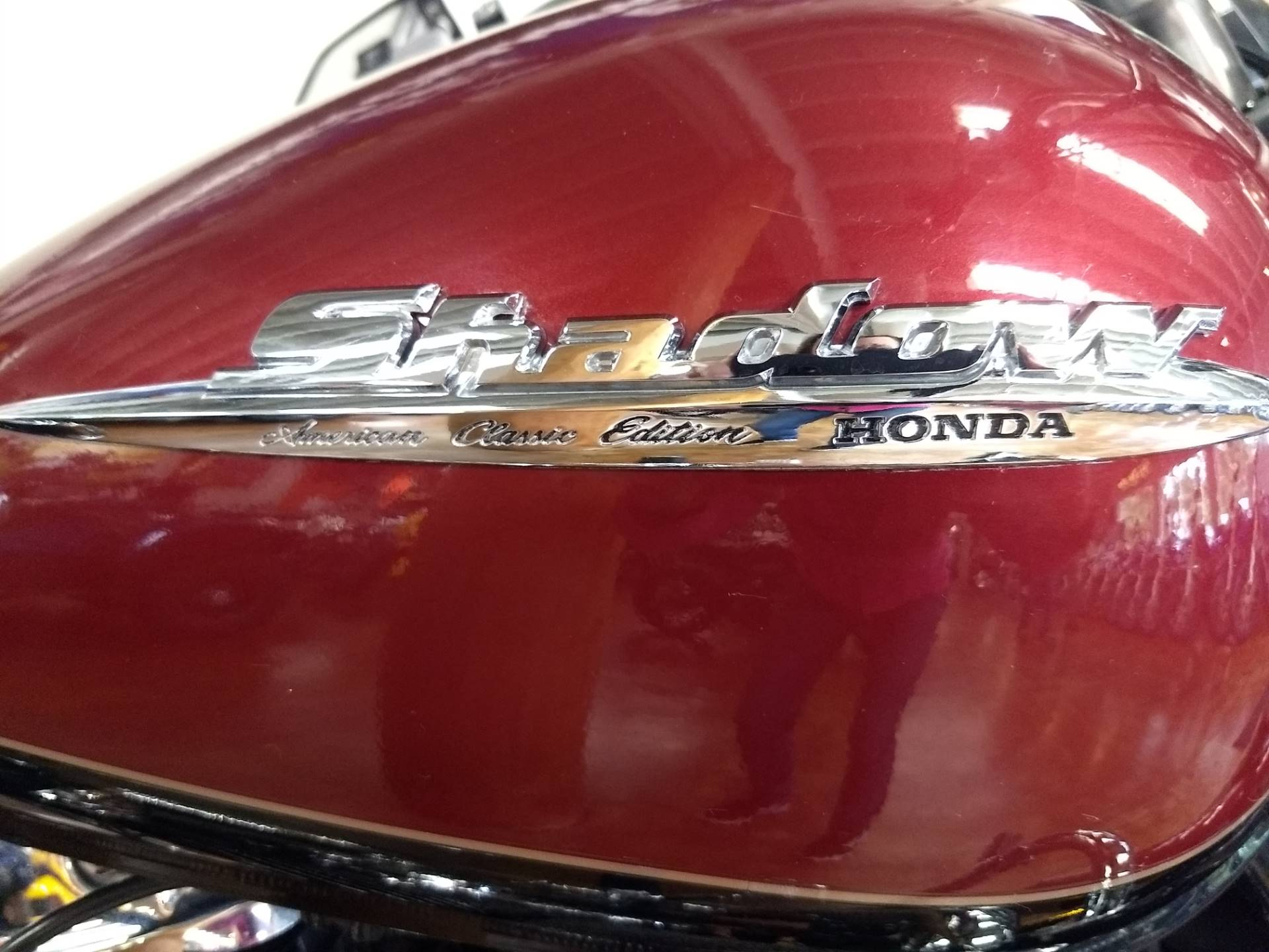 1998 Honda Shadow ACE Tour in Olympia, Washington