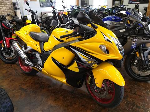 2013 Suzuki Hayabusa Limited Edition in Olympia, Washington