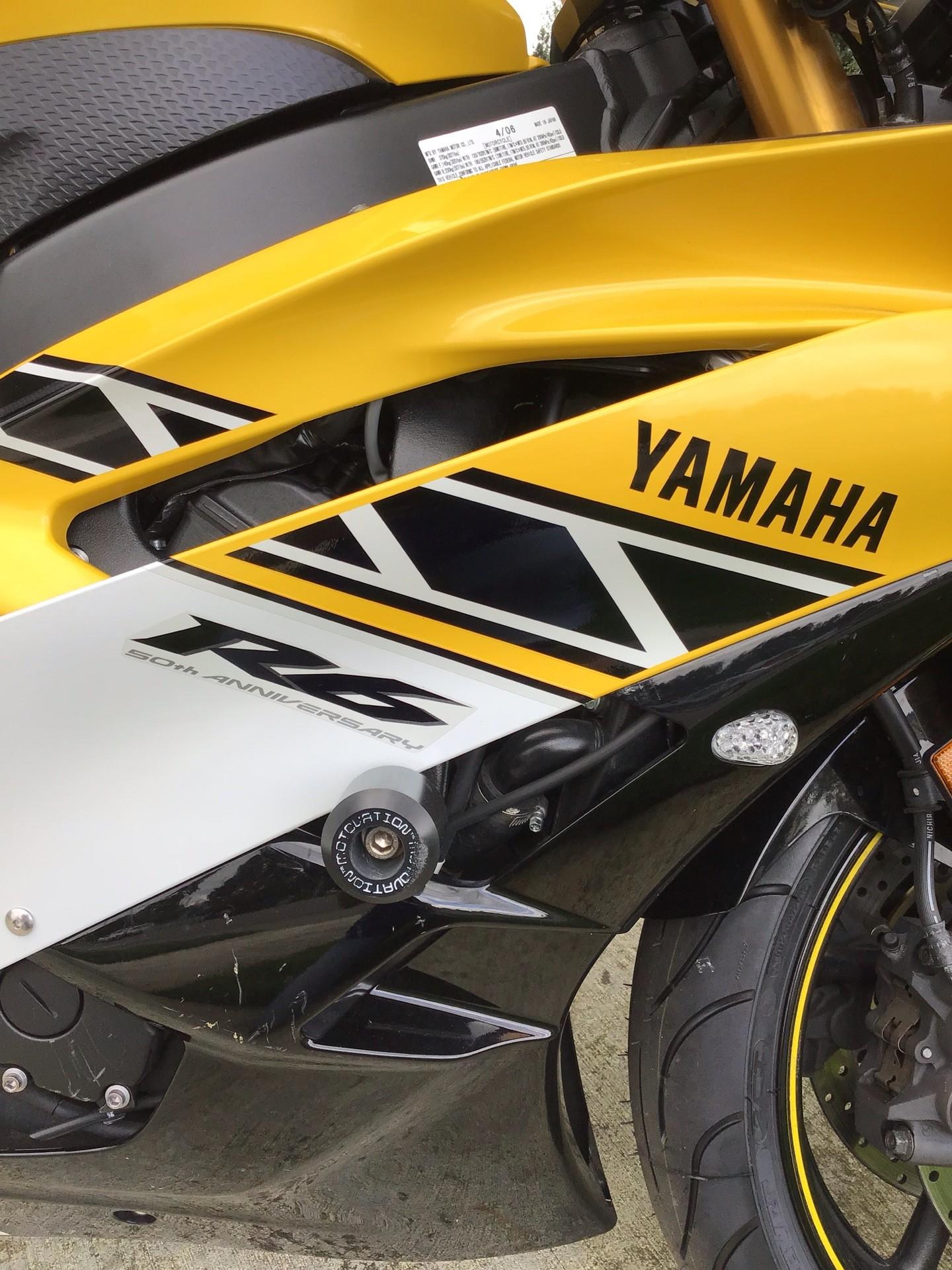 2006 Yamaha YZFR6 3
