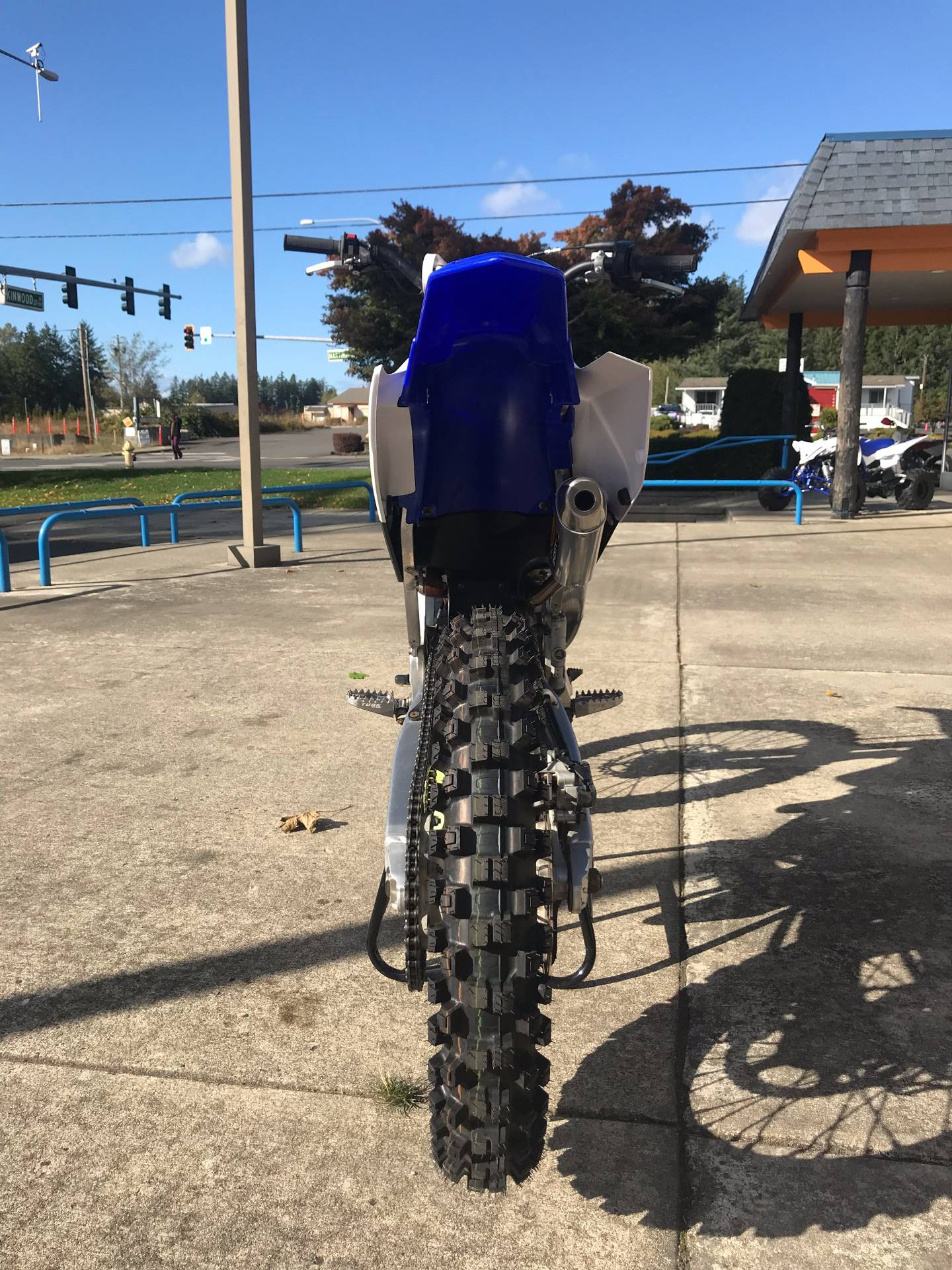 2016 Yamaha YZ125 in Olympia, Washington