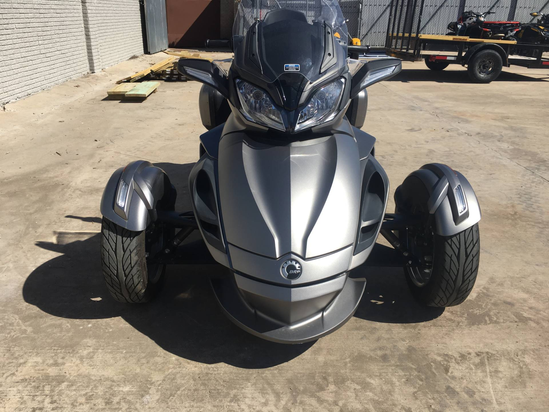 2014 Can-Am Spyder® ST Limited in Richardson, Texas