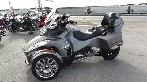 2014 Can-Am Spyder® RT Limited in Richardson, Texas