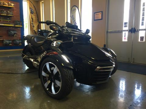2015 Can-Am Spyder® F3-S SM6 in Richardson, Texas