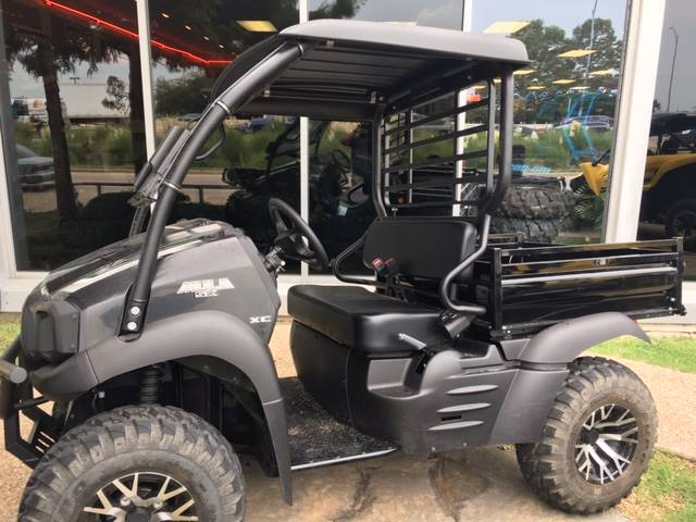 2017 Kawasaki Mule SX 4x4 XC SE in Richardson, Texas