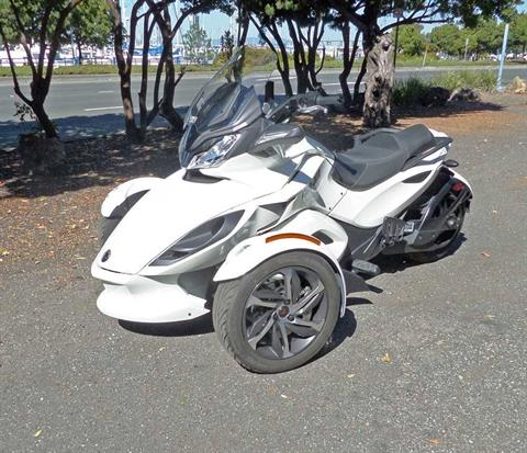 2014 Can-Am Spyder® ST SE5 in Richardson, Texas