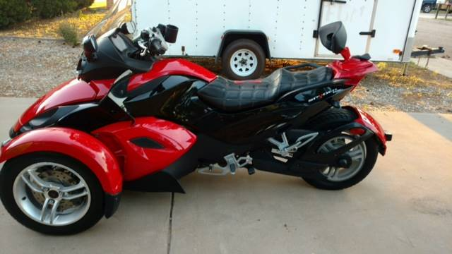 2010 Can-Am Spyder® RS SM5 in Richardson, Texas