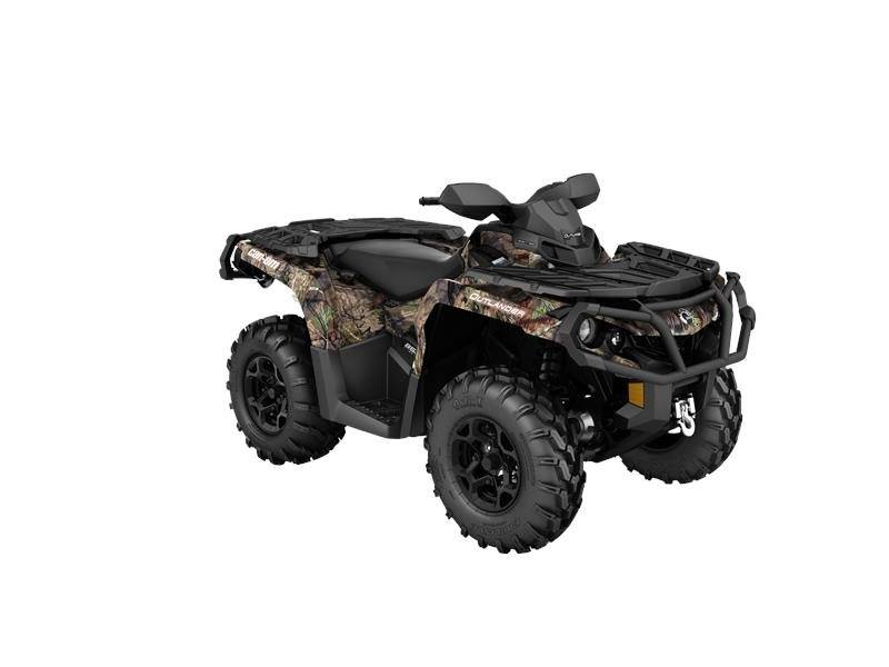 2016 Can-Am Outlander XT 850 in Dearborn Heights, Michigan