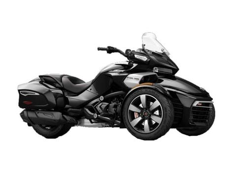 2016 Can-Am Spyder F3-T SE6 in Dearborn Heights, Michigan