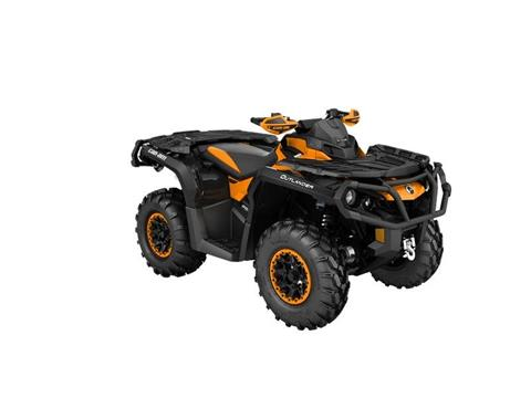 2016 Can-Am Outlander XT-P 850 in Dearborn Heights, Michigan