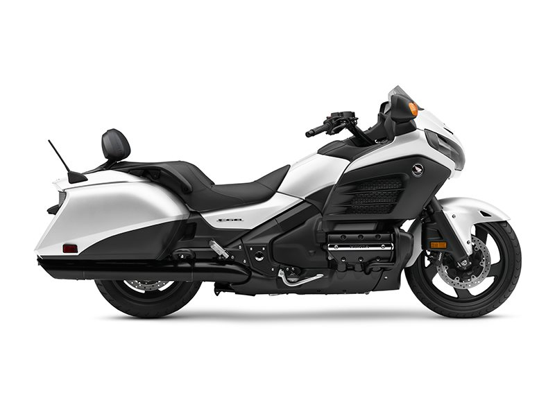 2016 Honda Gold Wing F6B Deluxe in Dearborn Heights, Michigan