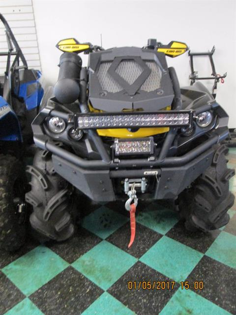 2015 Can-Am Outlander™ X® mr 800R in Dearborn Heights, Michigan